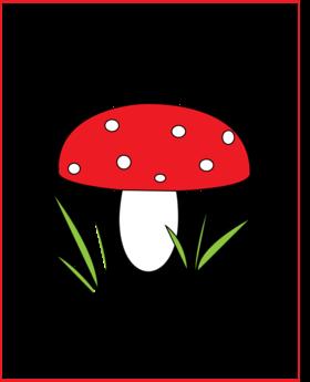 Mushroom_bezier_practice_3